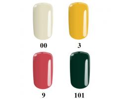Цветен гел Base one  Color 5 гр. - избери цвят