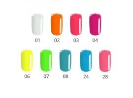 Цветен гел Base one  Neon 5 гр. - избери цвят