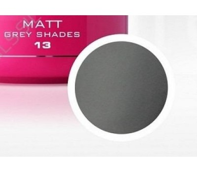 Гелова боя 13  matt grey shades
