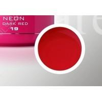 Гелова боя  NEON Dark Red