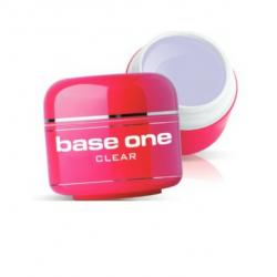 Изграждащ гел - Base one - прозрачен
