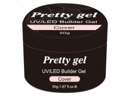 UV/LED гел Pretty за изграждане - cover