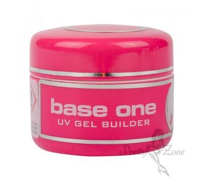 Изграждащ гел - розов Base One