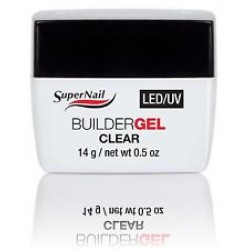 Super Nail - прозрачен LED/UV гел за изграждане