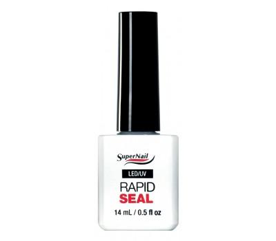 Super Nail - Rapid Seal - UV/LED - Покривен гел без лепкав слой - 14 мл