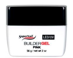 Super Nail -  розов LED/UV гел за изграждане