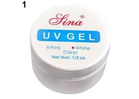 UV гел Lina - white 15 мл